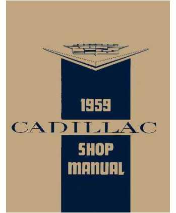 Cadillac on Taylor Automotive Tech Line Cadillac Manual On Cd