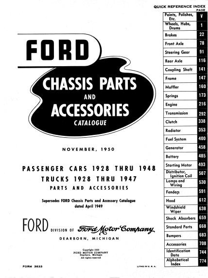 Ford Factory Wiring Diagram Books And Manuals