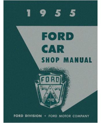 1955 FORD/THUNDERBIRD CAR 1955 Ford Shop Manual 1955-61 A/C 1955-57 Ford Parts 1949-59 Ford Parts Fordomatic Manual -  sc 1 st  Taylor Automotive Tech-Line & Taylor Automotive Tech-Line Factory Ford and Mercury Car Shop ... markmcfarlin.com